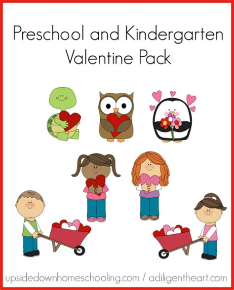 preschool kindergarten s day activity pack