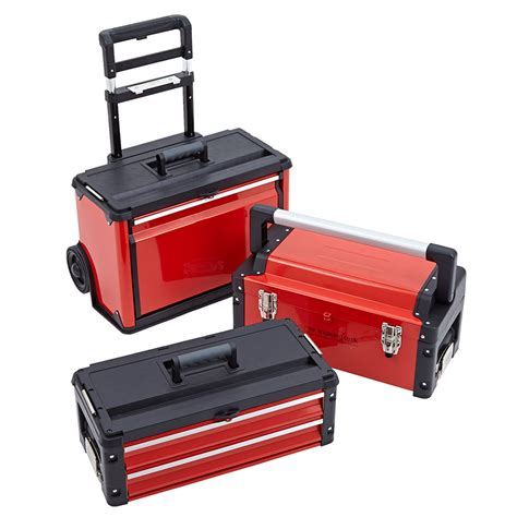 Tool Boxes With Drawers by 3 In 1 Trolley Tool Box Set 4 Drawers Boxes Storage