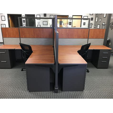 Modular Furniture Systems by Custom Re Manufactured Herman Miller Modular Office