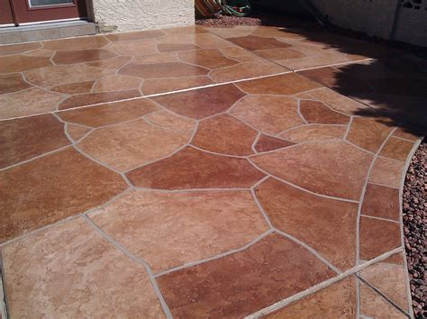 flagstone coating sealer re seal on patio and pool deck