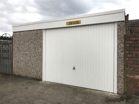 Garage Door Improvements by Garage Renovation Denton Manchester Pennine Garage Doors