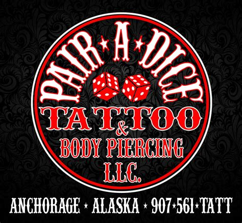 pair a dice tattoo pair a dice shop anchorage 171 shop finder