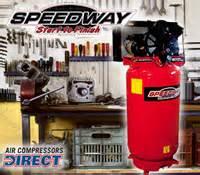 air compressors direct expands speedway lineup