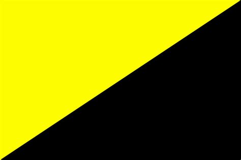 black yellow flag the problem with anarchist capitalism and an alternative