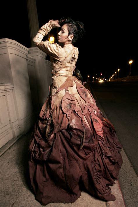 victorian design clothes steunk steam punk punk and steam punk dress