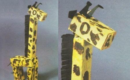 como hacer una jirafa en plastilina tutorial de manualidades infantiles para ni 241 os manualidades name 5