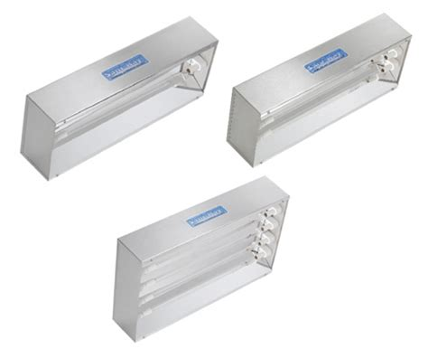 germicidal uv l fixture germicidal uv light fixtures saniray germicidal