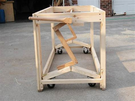 bench wheels workbench casters rocker best house design workbench