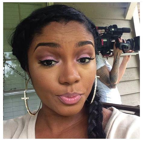 rasheedalove and hip hop hair 103 best love and hip hop atlanta images on pinterest