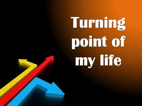 The Turning Point Of My From What Is And Other Essays by Turning Point Of My