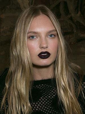 black lipstick    goths anymore allure