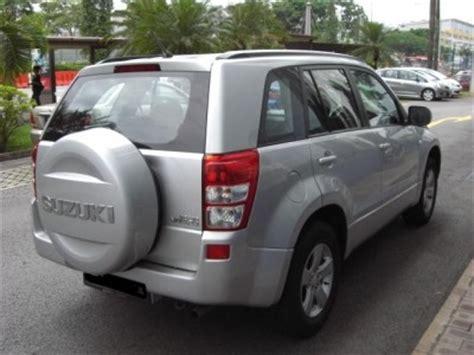 Suzuki Escudo Diesel Suzuki Escudo 1 6 2 0 Xl7 Manual Automatic Transmisi