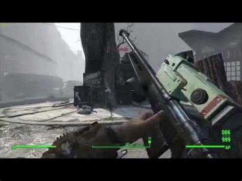 fallout 4 recon scope fallout 4 recon scope first video some companion