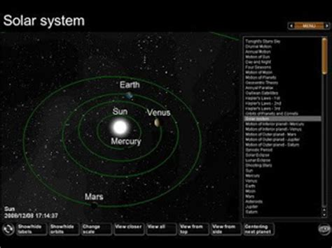 best solar system simulator best solar system simulator page 2 pics about space