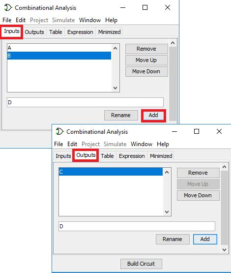 free table to logic circuit converter software for