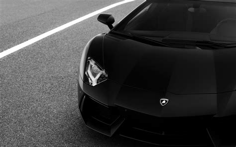 Lamborghini Black And White Lamborghini Aventador Black And White Lamborghini