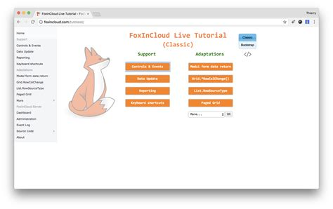 bootstrap absolute layout foxincloud 2 25 completes bootstrap support and improves faa