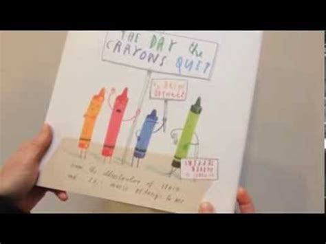 Hurry Up Houdini Book Report by The Day The Crayons Quit Review