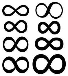 Infinity More Infinity Symbol