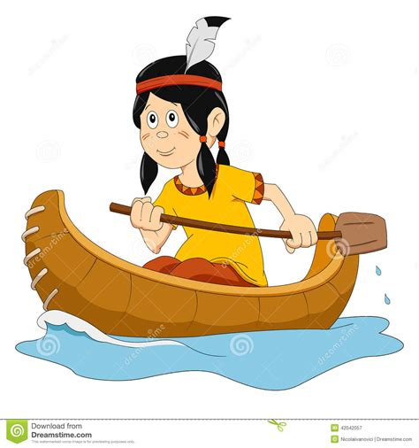 animal cartoon on boat animals in canoe clipart clipart suggest