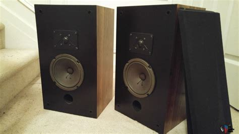thiel model 02 bookshelf speakers rosewood