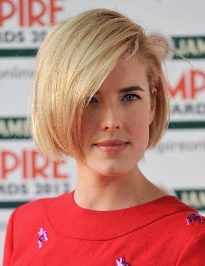 blunt end bob with subtle layers bobs hairstyles and inverted bob haircuts on pinterest