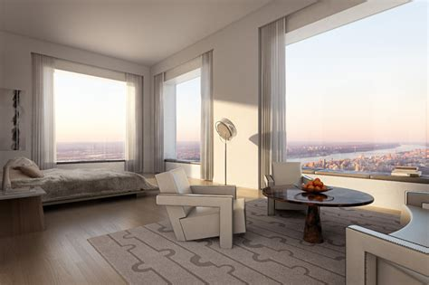 designboom interior deborah berke on the interior design of 432 park avenue