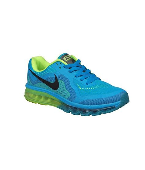 Nike Airmax Blue Green nike 2014 airmax blue green running shoes buy nike 2014
