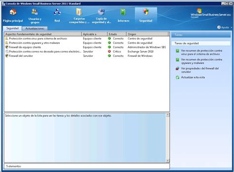 windows sbs console critic error on windows sbs console security console quot spam