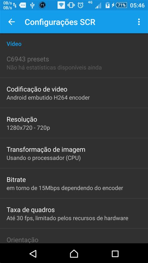 screen record pro apk scr screen recorder pro apk v1 0 5 suporte ao android marshmallow