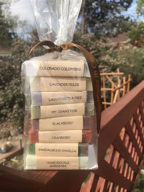 Handmade Soap Colorado - the soap diaries review of the soap shop handmade soap