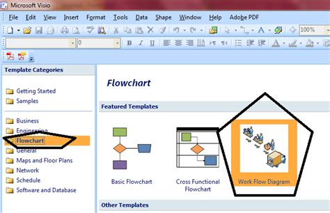 cara membuat struktur organisasi dengan visio nuitha anita rahmawati pertemuan 12 workflow
