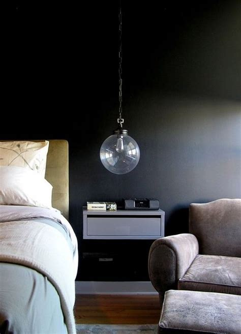Kitchen Color Idea by Dark Amp Moody Walls For A Cozy Bedroom