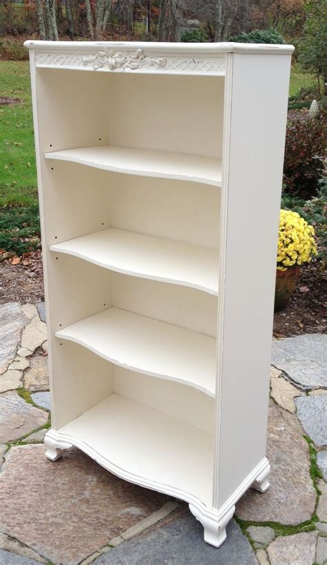 shabby chic low bookcase 1000 images about vintage bookcases on pinterest