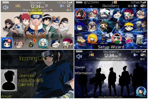 themes naruto bb 9300 naruto blackberry themes free download blackberry apps