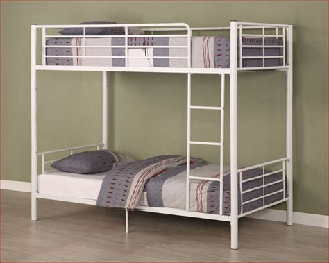 Walker Edison Bunk Bed Walker Edison Metal Bunk Bed We Btotbl Wt