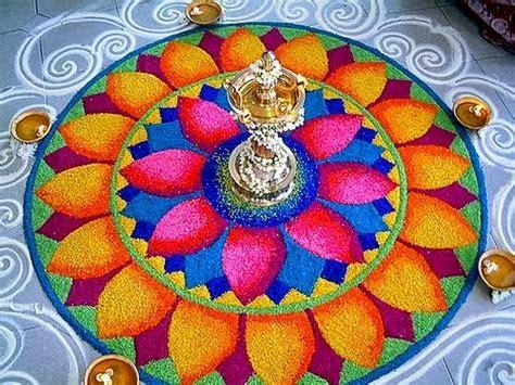 design flower rangoli diwali flower rangoli designs for diwali 2017 best floral