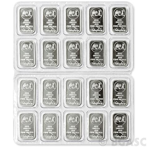 1 Oz 999 Silver Bar Silvertowne - buy 1 oz silver bar silvertowne trademark prospector 999