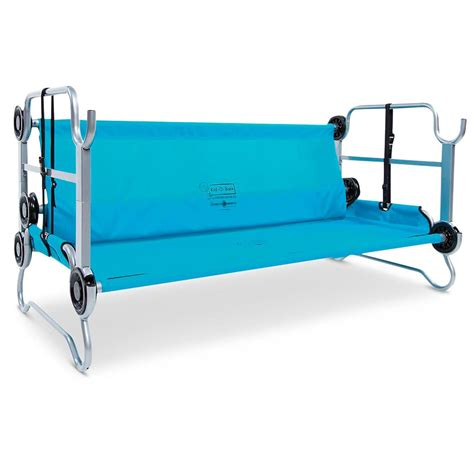 Disc O Bed Youth Kid O Bunk Portable Bunk Bed With Portable Bed