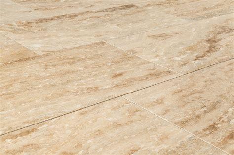 izmir travertine tile polished niagara beige vein cut 12
