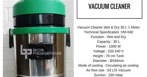 Vacuum Cleaner Bekas Di Bandung produsen konversi modifikasi pengering laundry bandung