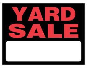 garage sale signs free clipart best