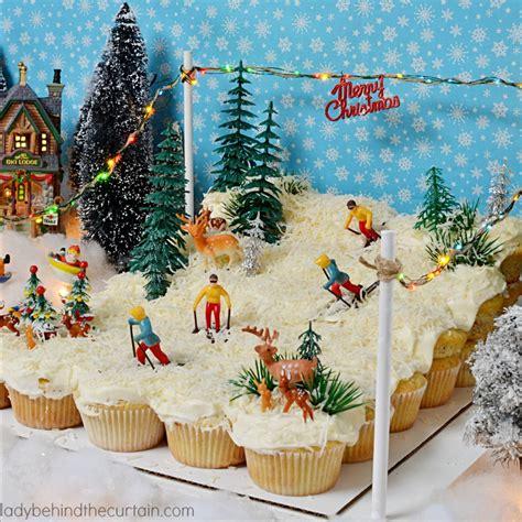 best pull apart christmas tree italian cupcake pull apart