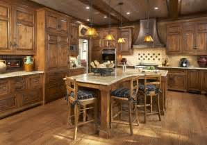 What stain color are on these cabinets are they knotty alder cabinets