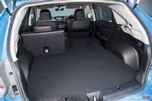 Subaru Impreza Cargo Space 2017 Subaru Xv 2 0i S Review Performancedrive