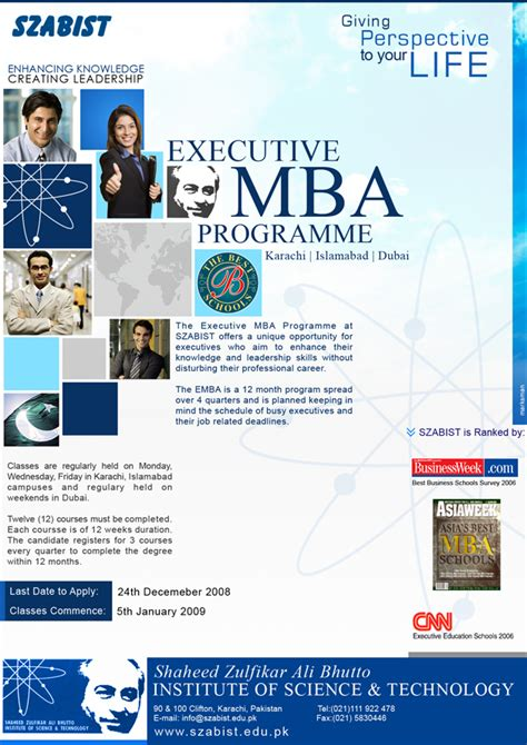 Mba In Advertising Usa by Executive Mba Ad 2 By Naasim On Deviantart
