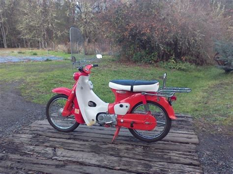 honda 50 motorbikes for sale cub 50 motorcycles for sale