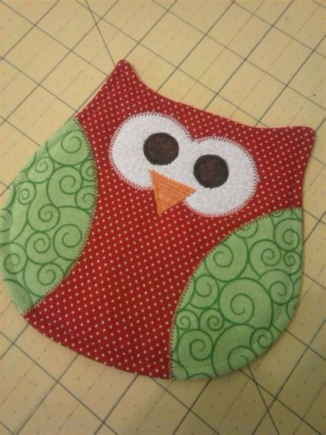 owl rugs for items similar to owl mug rug owl coaster mug rug coasters mug rugs owls on etsy