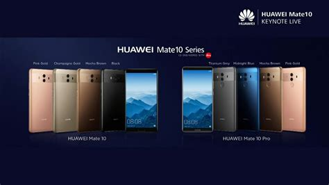 House Specs by Huawei Mate 10 Gets More Than 625 000 Registrations On