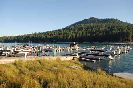 bass boat village bass lake marinas boating